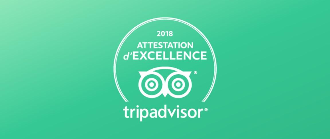 Obtenir la certification TripAdvisor